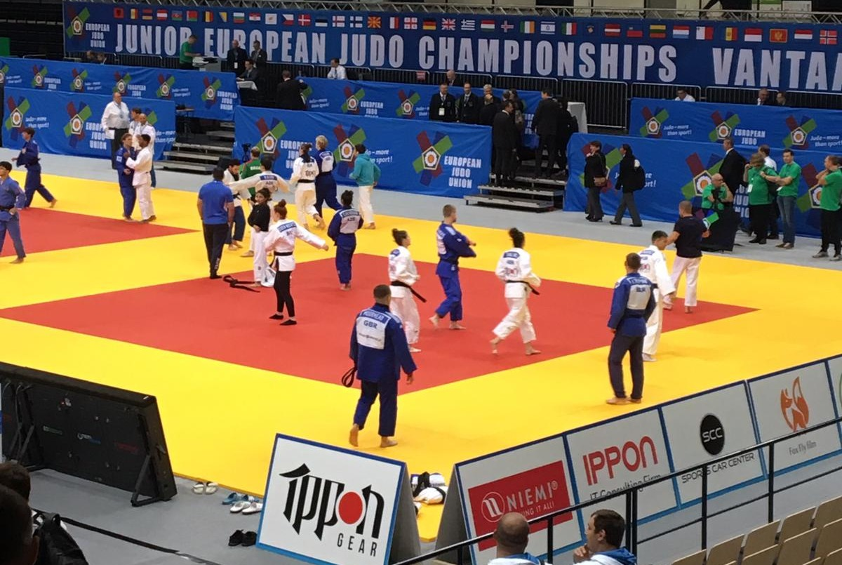 Judon nuorten EM