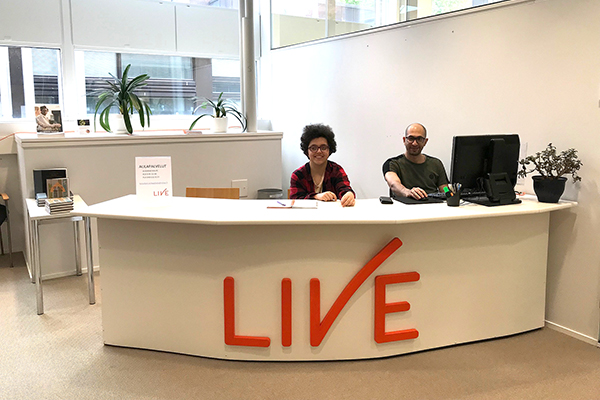 live-aulapalvelut