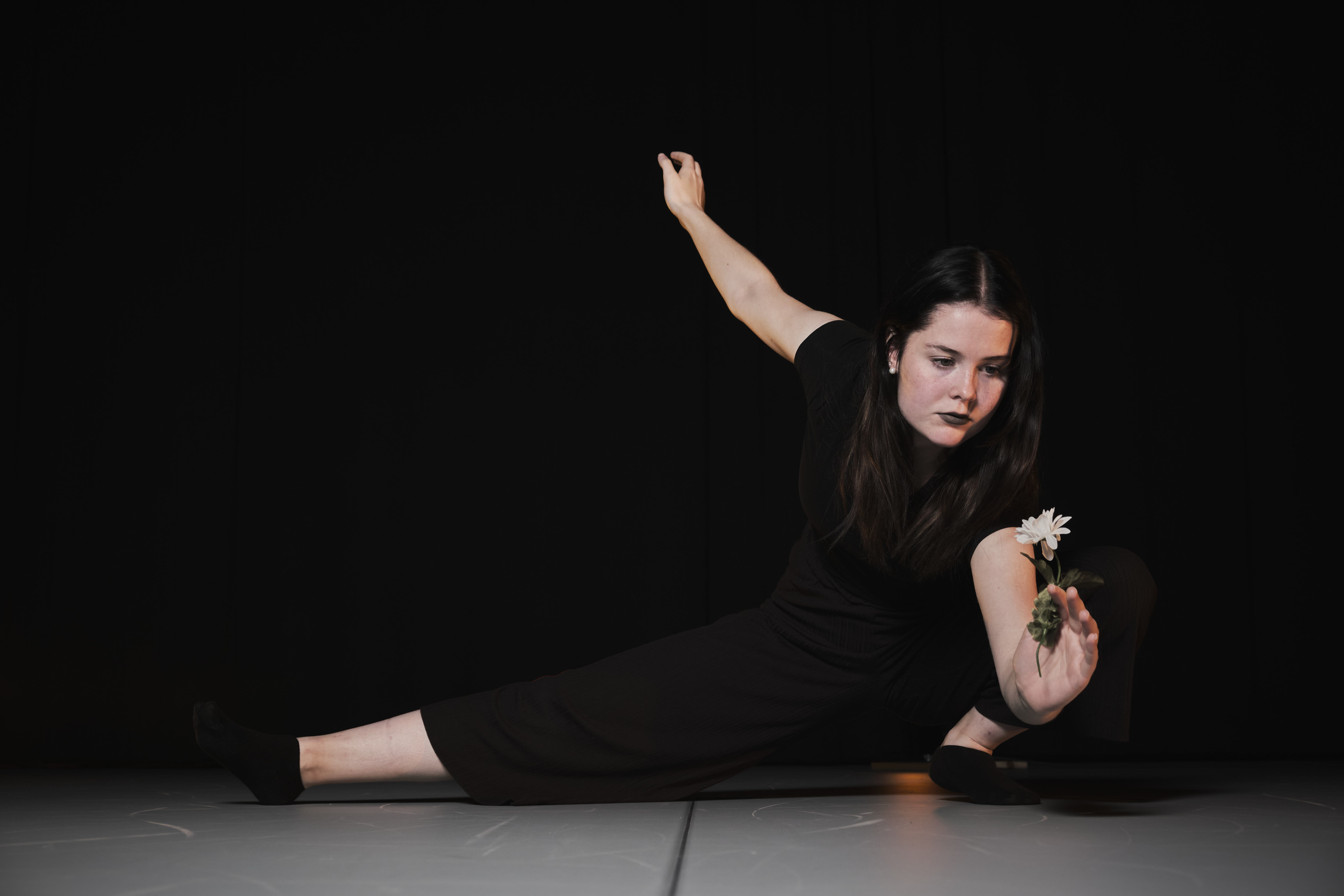 kuvituskuva: tanssija